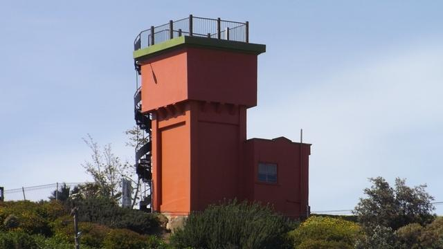 Durrie Hill Lift Tower